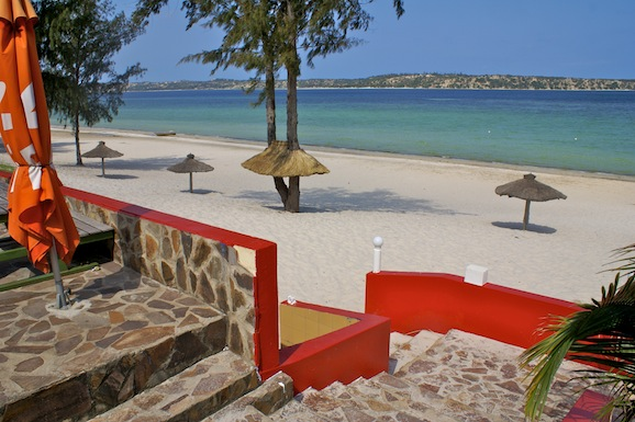 Praia Do Cossa Resort Bilene Accommodation Mozambique