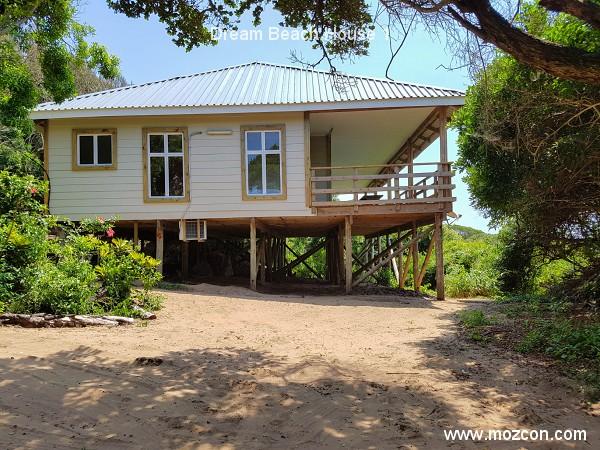 Dream Beach Lodge Ponta Do Ouro Accommodation