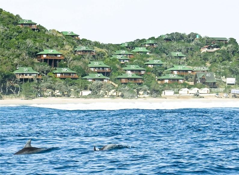mar e sol complex ponta do ouro accommodation