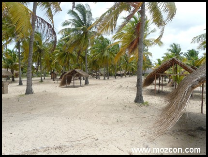 white sands barra accommodation mozambique