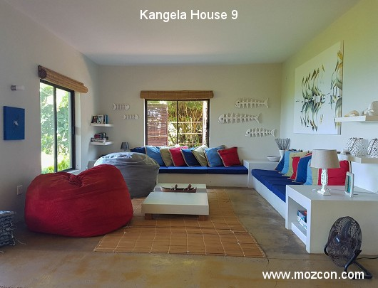 Kangela Estate House 9 Ponta Malongane Mozambique