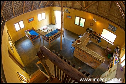 Oceano Azul Tofo Accommodation Mozambique